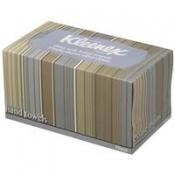 KLEENEX® ULTRA SOFT POP-UP Полотенца для рук - Сложенные / Белый /Средний