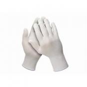 JACKSON SAFETY* G35 Нейлоновые перчатки - 24см, единый дизайн для обеих рук / Белый /М