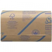 SCOTT® SCOTTFOLD Полотенца для рук - M-образное сложение / Белый /Средний