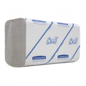 SCOTT® PERFORMANCE Полотенца для рук - Сложенные / Белый /Маленький