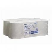 SCOTT® Полотенца для рук - Рулон / Белый