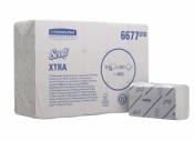 SCOTT® XTRA Полотенца для рук - Сложенные / Белый /Маленький