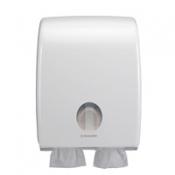AQUARIUS* Диспенсер для сложенной туалетной бумаги - Упаковка Bulk Pack / Белый