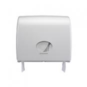 AQUARIUS* Диспенсер для туалетной бумаги в рулонах - Jumbo Non-Stop / Белый
