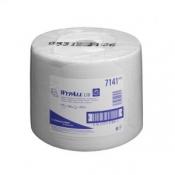 WYPALL* L10 Протирочные салфетки - Большой рулон / Белый