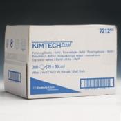 KIMTECH* Полировочные салфетки - Сменный блок / Белый
