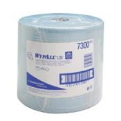 WYPALL* L30 Протирочные салфетки - Большой рулон / Синий/ Голубой