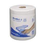 WYPALL* L30 Протирочные салфетки - Рулон с центральной подачей / Белый