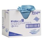 WYPALL* L30 Протирочные салфетки - Упаковка BRAG* Box / Синий