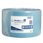 WYPALL* L40 Протирочные салфетки - Большой рулон / Синий