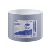 WYPALL* L20 Протирочные салфетки - Большой рулон / Синий
