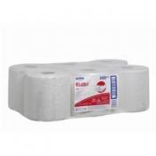 WYPALL* L10 Протирочные салфетки - Рулон с центральной подачей / Белый