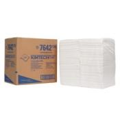 KIMTECH* Протирочные салфетки для удаления герметиков - Сложенные в 1/4 / Белый