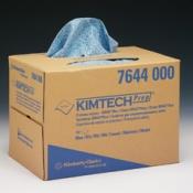 KIMTECH* Протирочные салфетки - Упаковка BRAG* Box / Синий