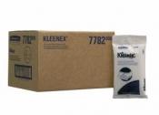 KLEENEX® Дезинфицирующие салфетки для обработки рук и поверхностей - Индивидуальная упаковка / Белый
