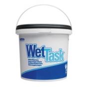 WETTASK* DS Диспенсер для протирочного материала в рулонах - Ведро / Белый