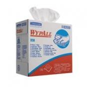 WYPALL* X50 Протирочный материал - Коробка Рор-Up / Белый