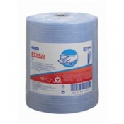 WYPALL* X60 Протирочный материал - Большой рулон / Синий