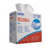WYPALL* X60 Протирочный материал - Коробка Рор-Up / Белый