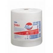 WYPALL* X80 Протирочный материал - Большой рулон / Белый