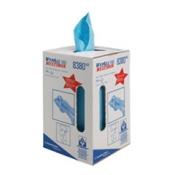 WYPALL* X60 Протирочный материал - Рулон с центральной подачей / Синий