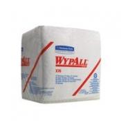 WYPALL* X70 Протирочный материал - Сложенные в 1/4 / Белый