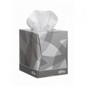 KLEENEX® Салфетки для лица - В кубе / Белый