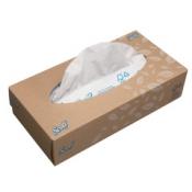 SCOTT® Салфетки для лица - Стандартные / Белый