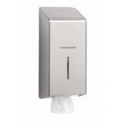 KIMBERLY-CLARK PROFESSIONAL* Диспенсер для сложенной туалетной бумаги - Серебристый