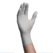 KIMTECH PURE* G3 STERLING* Нитриловые перчатки - 30см, единый дизайн для обеих рук / Серый /М