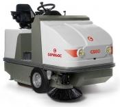 Подметальная машина COMAC CS 80 Bifuel