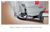 Аккумуляторная поломоечная машина COMAC Media 75Bt