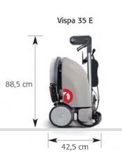 Аккумуляторная поломоечная машина COMAC Vispa 35B