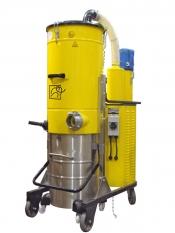 Промышленный взрывобезопасный пылесос MASTERVAC TS 1800 Z21