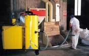 Промышленный пылесос (строительный) MASTERVAC TS 1500 SE