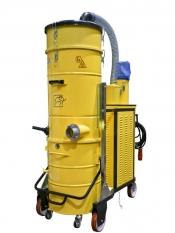 Промышленный взрывобезопасный пылесос MASTERVAC TS 1800 Z22
