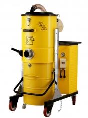 Промышленный взрывобезопасный пылесос MASTERVAC TS 300 Z22
