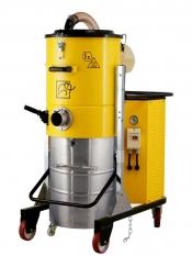 Промышленный взрывобезопасный пылесос MASTERVAC TS 400 Z21