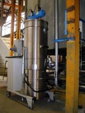 Промышленный пылесос (строительный) MASTERVAC TS 751 PN
