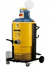 Промышленный пылесос (строительный) MASTERVAC M 450SECO