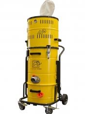 Промышленный взрывобезопасный пылесос MASTERVAC TS 180 Z22 M