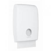 AQUARIUS* MULTIFOLD Диспенсер для сложенных бумажных полотенец - MultiFold / Белый