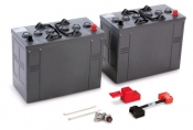 Аккумуляторные батареи для поломоечных машин