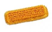 Моп Microriccio с держателями, микрофибра, 40х13, желтый