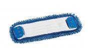 Моп для влажной уборки пола, 40х13, синий