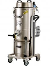 Промышленный взрывобезопасный пылесос MASTERVAC 235 AIR EX 2V