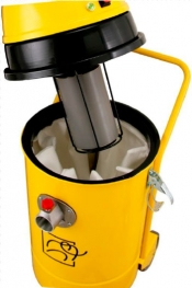 Промышленный профессиональный пылесос MASTERVAC M 280 WD AIR 2V
