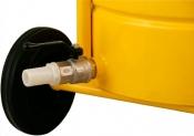 Промышленный профессиональный пылесос MASTERVAC M 450 WD